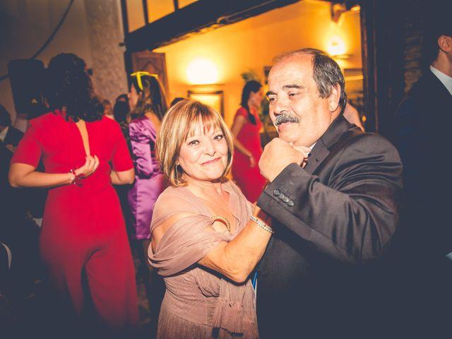La boda de Eduardo y Silvia en Saelices, Cuenca 142