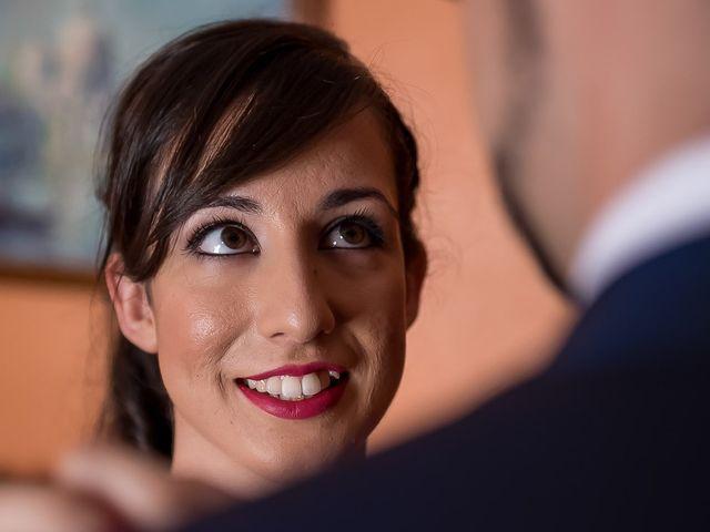 La boda de Alberto y Rocío en Valdepeñas, Ciudad Real 8