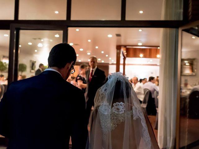 La boda de Alberto y Rocío en Valdepeñas, Ciudad Real 17