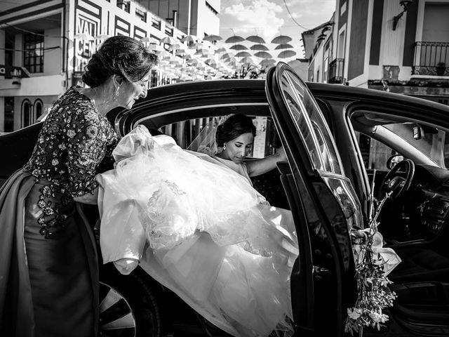 La boda de Alberto y Rocío en Valdepeñas, Ciudad Real 11