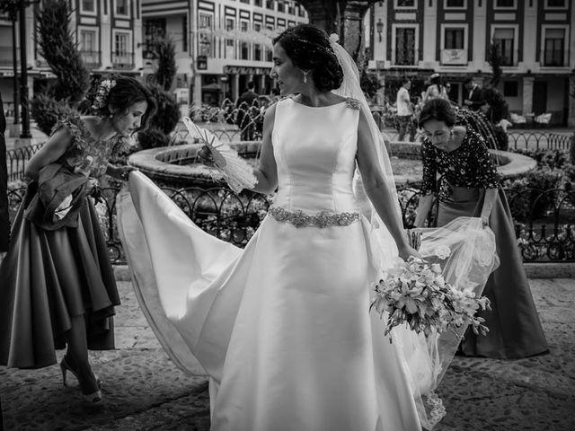 La boda de Alberto y Rocío en Valdepeñas, Ciudad Real 12