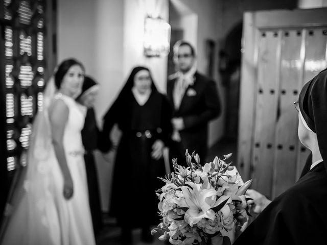 La boda de Alberto y Rocío en Valdepeñas, Ciudad Real 14