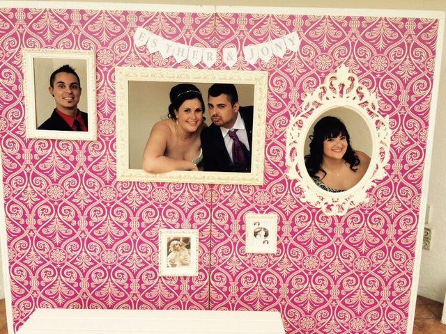 La boda de Jony y Esther en Cambrils, Tarragona 3
