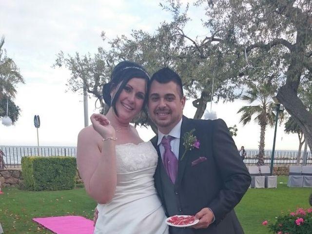 La boda de Jony y Esther en Cambrils, Tarragona 4