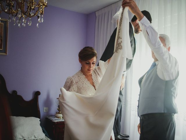La boda de Rafa y Débora en Alcobendas, Madrid 29