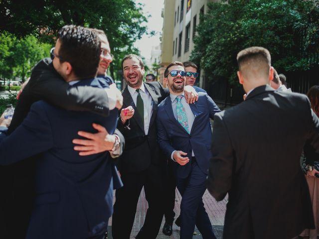 La boda de Rafa y Débora en Alcobendas, Madrid 44