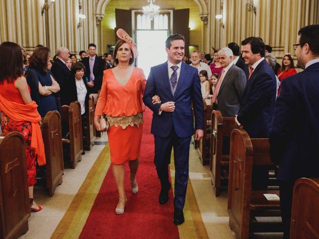 La boda de Rafa y Débora en Alcobendas, Madrid 46