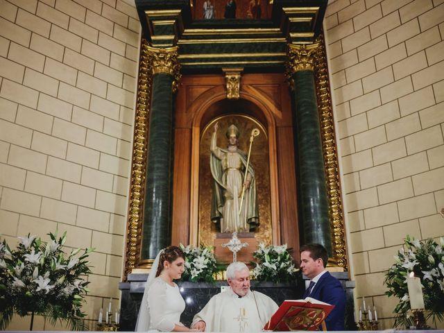 La boda de Rafa y Débora en Alcobendas, Madrid 61