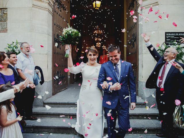 La boda de Rafa y Débora en Alcobendas, Madrid 62