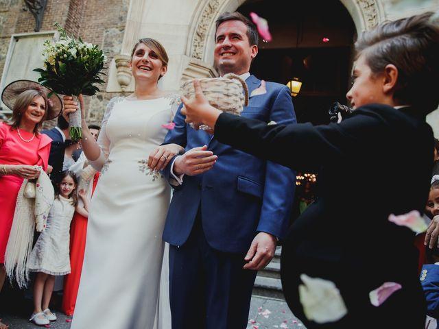 La boda de Rafa y Débora en Alcobendas, Madrid 63