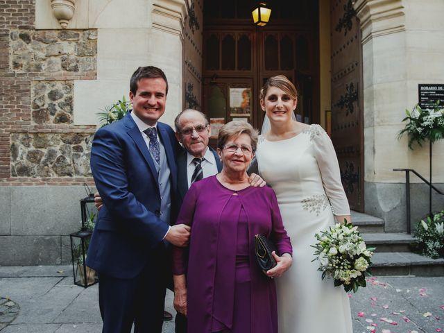 La boda de Rafa y Débora en Alcobendas, Madrid 64