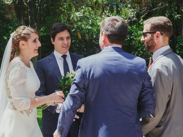 La boda de Rafa y Débora en Alcobendas, Madrid 78