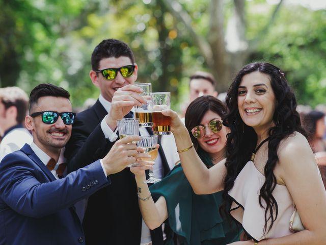 La boda de Rafa y Débora en Alcobendas, Madrid 85
