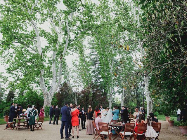 La boda de Rafa y Débora en Alcobendas, Madrid 92