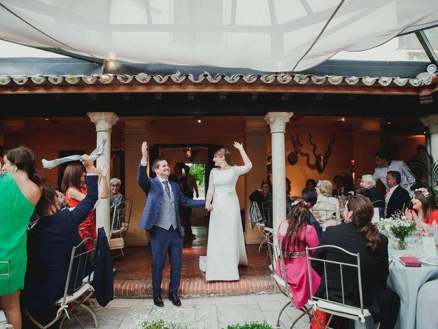 La boda de Rafa y Débora en Alcobendas, Madrid 95