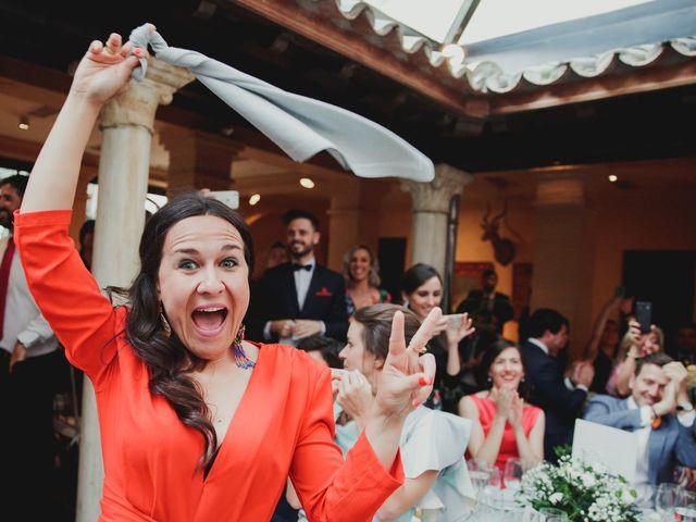 La boda de Rafa y Débora en Alcobendas, Madrid 97