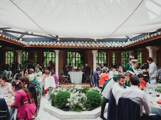 La boda de Rafa y Débora en Alcobendas, Madrid 101