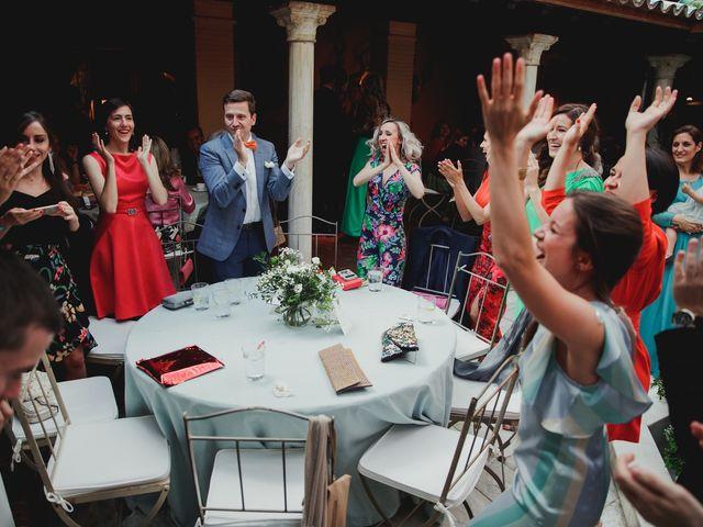 La boda de Rafa y Débora en Alcobendas, Madrid 116