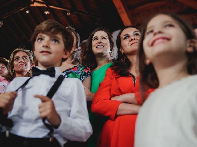 La boda de Rafa y Débora en Alcobendas, Madrid 123
