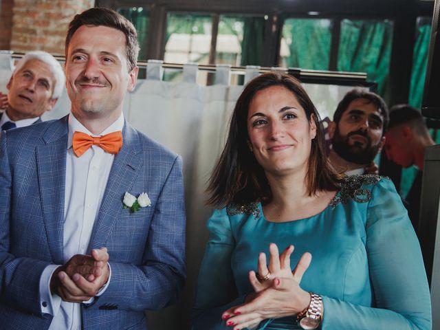 La boda de Rafa y Débora en Alcobendas, Madrid 125