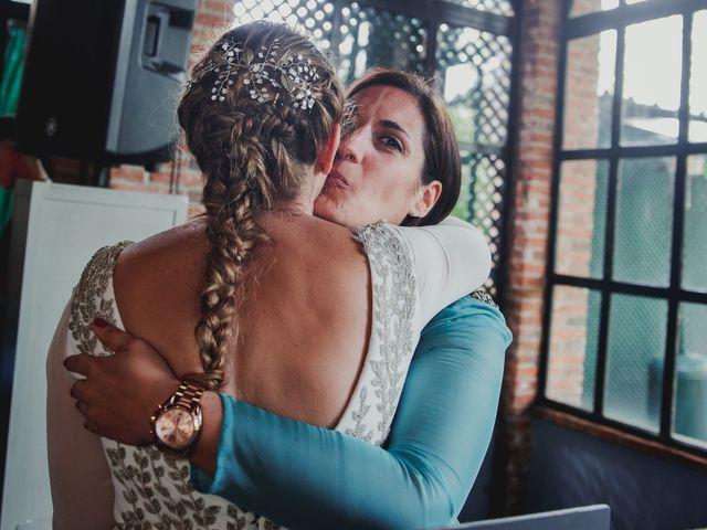 La boda de Rafa y Débora en Alcobendas, Madrid 126
