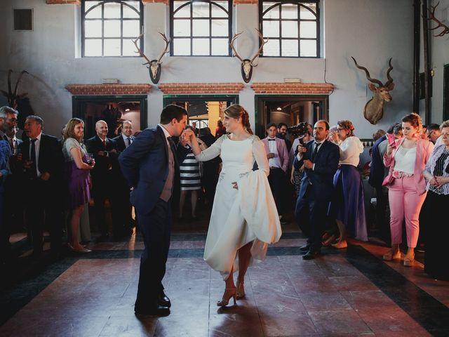 La boda de Rafa y Débora en Alcobendas, Madrid 127