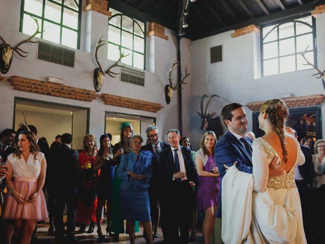 La boda de Rafa y Débora en Alcobendas, Madrid 128
