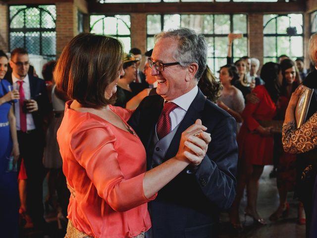 La boda de Rafa y Débora en Alcobendas, Madrid 135
