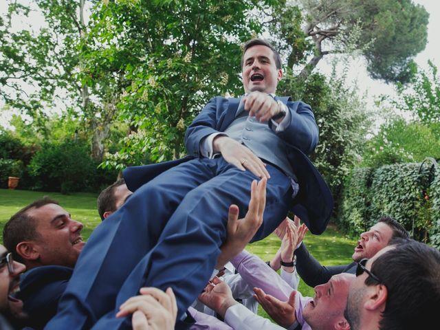 La boda de Rafa y Débora en Alcobendas, Madrid 141