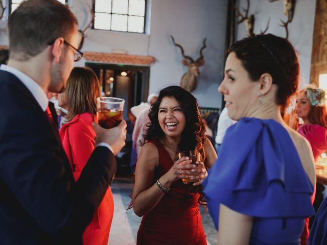 La boda de Rafa y Débora en Alcobendas, Madrid 143