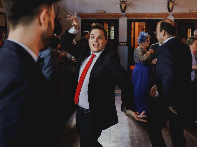 La boda de Rafa y Débora en Alcobendas, Madrid 149
