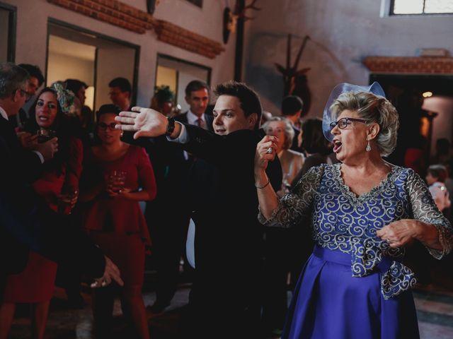 La boda de Rafa y Débora en Alcobendas, Madrid 150