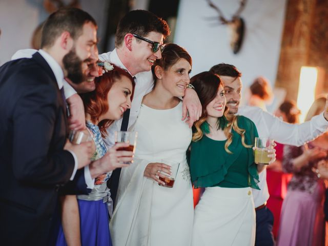 La boda de Rafa y Débora en Alcobendas, Madrid 153