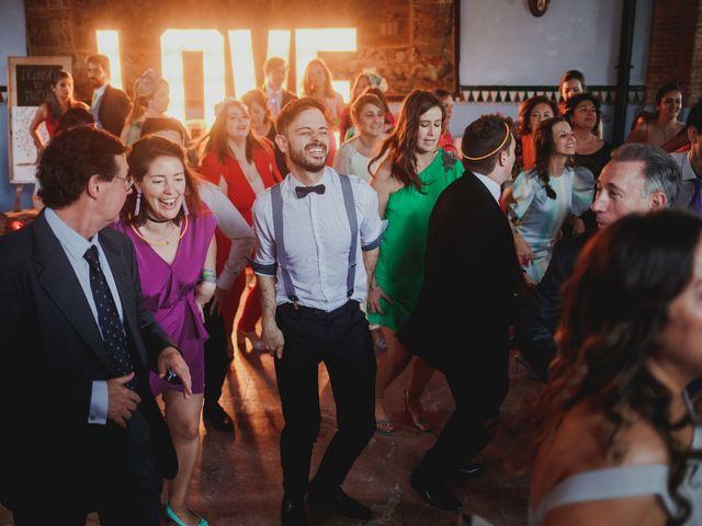 La boda de Rafa y Débora en Alcobendas, Madrid 154