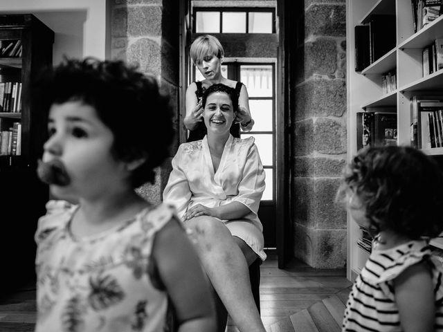 La boda de Iván y Leticia en Ferreira De Panton (Sta Maria), Lugo 6