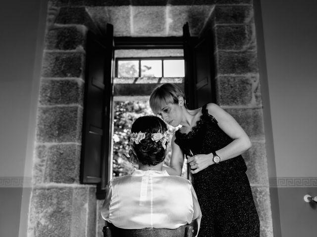 La boda de Iván y Leticia en Ferreira De Panton (Sta Maria), Lugo 8