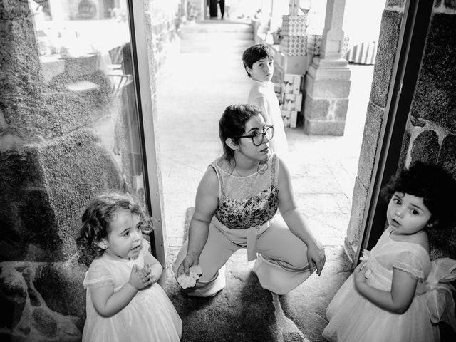 La boda de Iván y Leticia en Ferreira De Panton (Sta Maria), Lugo 12