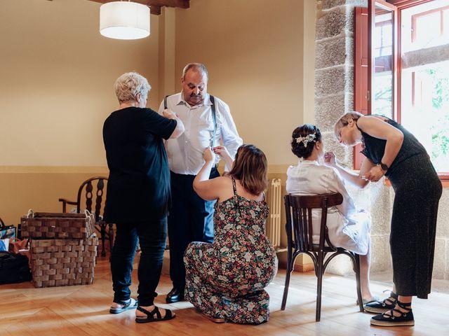 La boda de Iván y Leticia en Ferreira De Panton (Sta Maria), Lugo 13