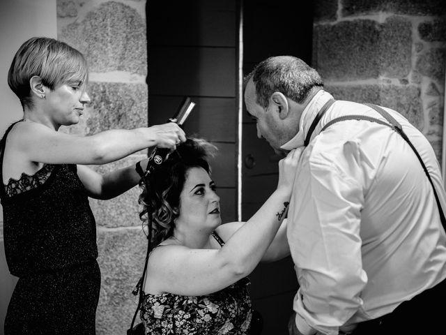 La boda de Iván y Leticia en Ferreira De Panton (Sta Maria), Lugo 15