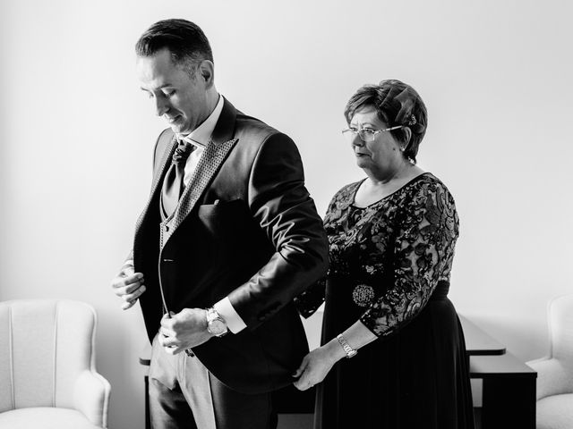 La boda de Iván y Leticia en Ferreira De Panton (Sta Maria), Lugo 22