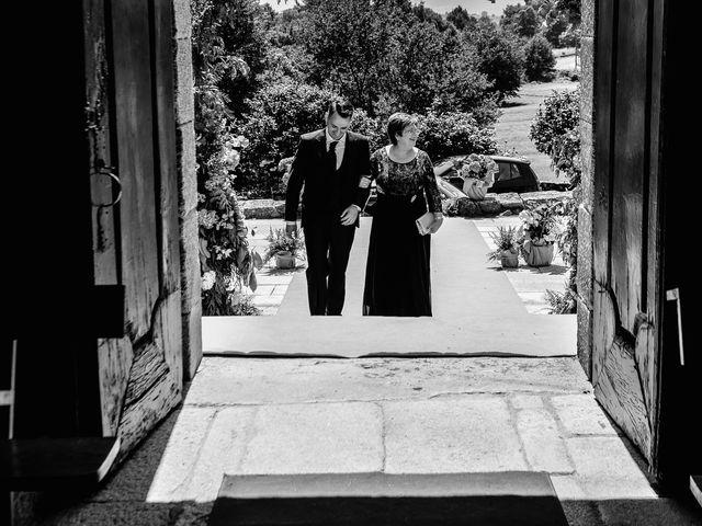 La boda de Iván y Leticia en Ferreira De Panton (Sta Maria), Lugo 27
