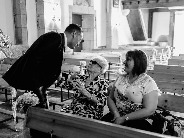 La boda de Iván y Leticia en Ferreira De Panton (Sta Maria), Lugo 28