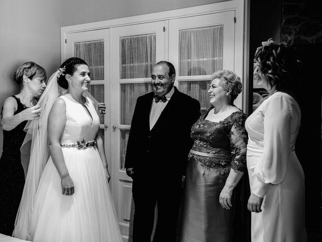 La boda de Iván y Leticia en Ferreira De Panton (Sta Maria), Lugo 32