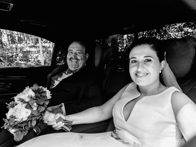La boda de Iván y Leticia en Ferreira De Panton (Sta Maria), Lugo 33