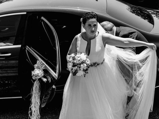 La boda de Iván y Leticia en Ferreira De Panton (Sta Maria), Lugo 35