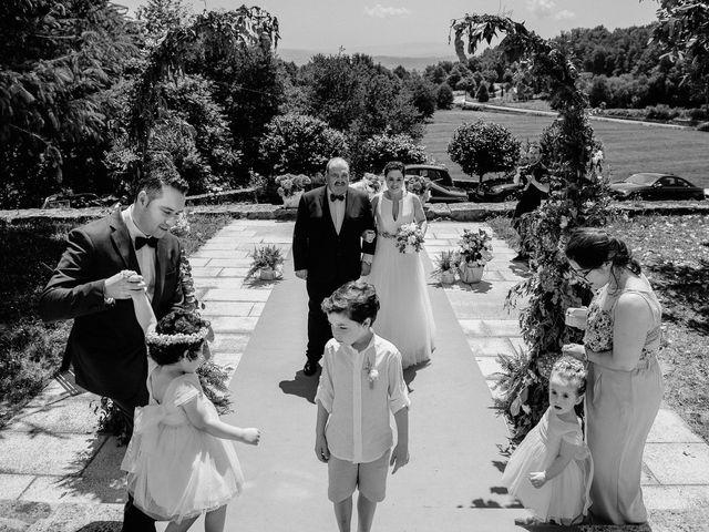 La boda de Iván y Leticia en Ferreira De Panton (Sta Maria), Lugo 37