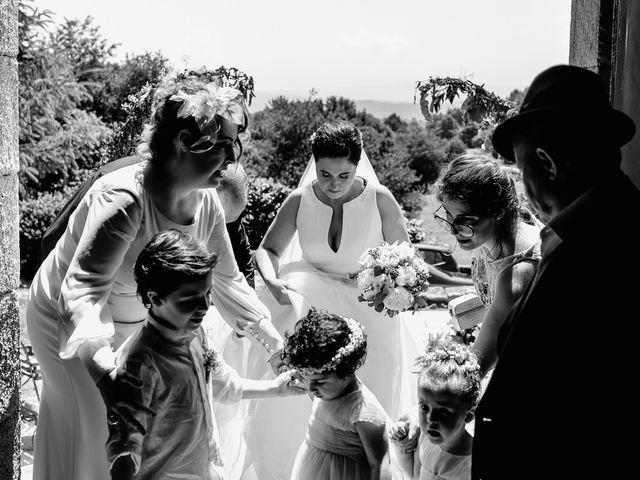 La boda de Iván y Leticia en Ferreira De Panton (Sta Maria), Lugo 38