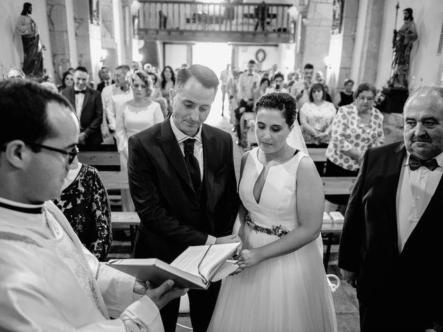 La boda de Iván y Leticia en Ferreira De Panton (Sta Maria), Lugo 40