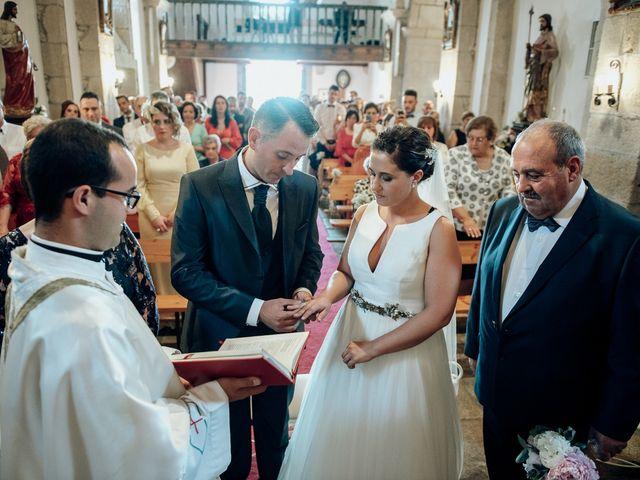 La boda de Iván y Leticia en Ferreira De Panton (Sta Maria), Lugo 41