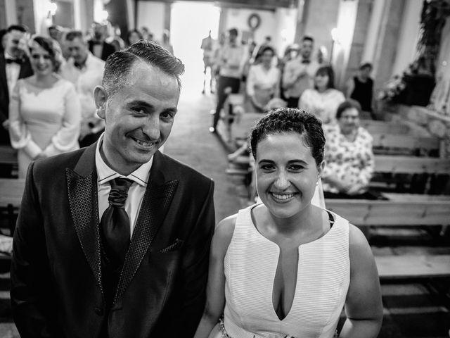 La boda de Iván y Leticia en Ferreira De Panton (Sta Maria), Lugo 42
